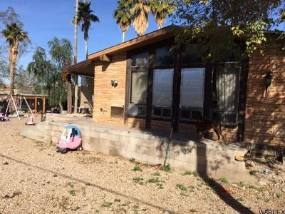 Lake Havasu City Manufactured Home For Sale: 3251 London Bridge Rd