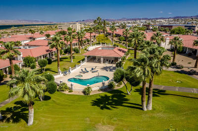 Lake Havasu City Condo/Townhouse For Sale: 375 London Bridge Rd #35