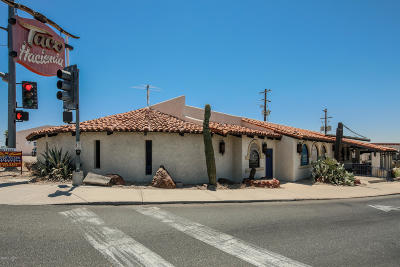 Lake Havasu City Commercial Lease For Lease: 2200 Mesquite Ave
