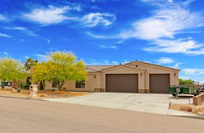 Lake Havasu City Single Family Home For Sale: 3360 El Dorado Ave N
