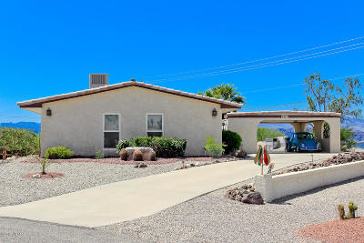 Lake Havasu City Single Family Home For Sale: 2238 Jaguar Ln