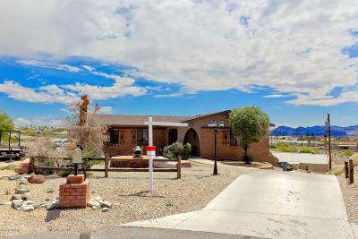 Lake Havasu City Single Family Home For Sale: 2766 Minnow Pl