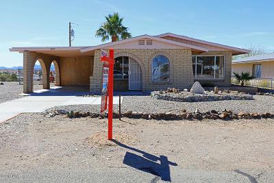 Lake Havasu City Single Family Home For Sale: 2091 Monazite Pl