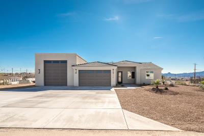 Lake Havasu City Single Family Home For Sale: 1549 On Your Level Lot