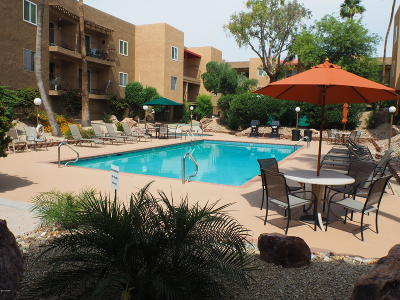 Lake Havasu City Condo/Townhouse For Sale: 276 S Lake Havasu Ave #B25