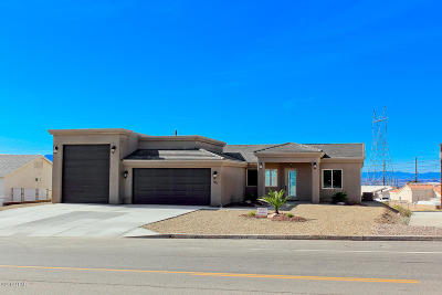 Lake Havasu City Single Family Home For Sale: 1475 On Your Level Lot
