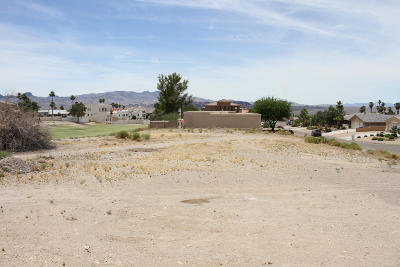 Lake Havasu City Residential Lots & Land For Sale: 2720 Paseo Verde Dr