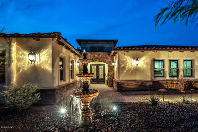 Lake Havasu City AZ Single Family Home For Sale: $1,900,000