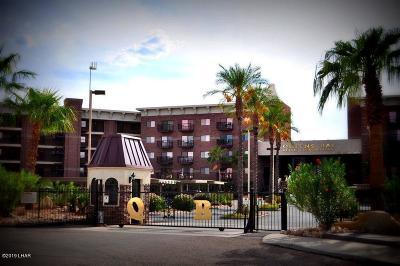 Lake Havasu City AZ Condo/Townhouse For Sale: $360,000