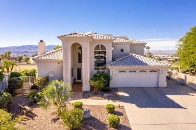 Lake Havasu City Single Family Home For Sale: 2621 Via Palma