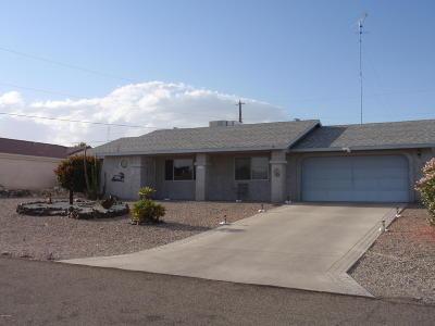 Lake Havasu City Single Family Home For Sale: 2891 Indian Pipe Dr