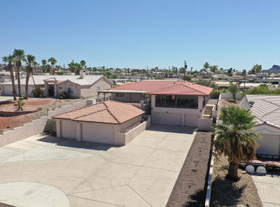 Lake Havasu City Single Family Home For Sale: 312 Acoma Blvd S