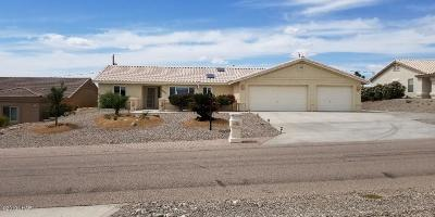 Lake Havasu City Single Family Home For Sale: 2911 Alibi Dr