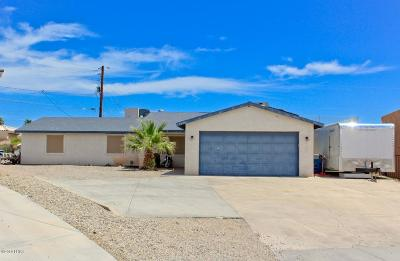 Lake Havasu City Single Family Home For Sale: 2678 Sunliner Ln