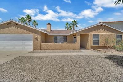 Lake Havasu City Single Family Home For Sale: 249 Snead Dr
