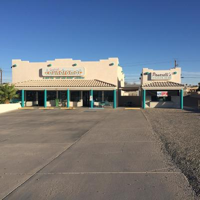 Lake Havasu City Commercial For Sale: 2837 Maricopa Ave