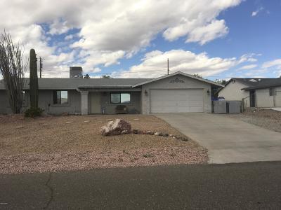 Lake Havasu City Single Family Home For Sale: 1230 Cascade Dr