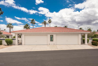 Lake Havasu City Condo/Townhouse For Sale: 375 London Bridge Rd #65