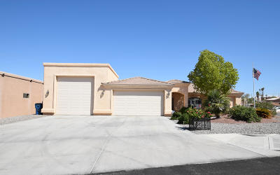 Lake Havasu City Single Family Home For Sale: 491 Monaco Ln