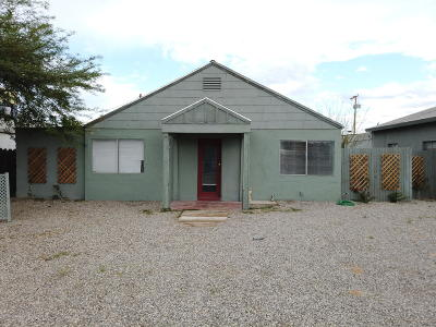 Parker Single Family Home For Sale: 809 S Kofa Ave