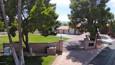 Bullhead City Single Family Home For Sale: 2751 Camino Del Rio