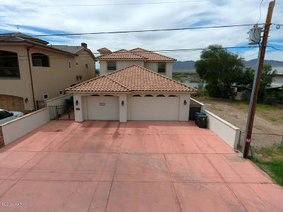 Bullhead City Single Family Home For Sale: 2621 Camino Del Rio