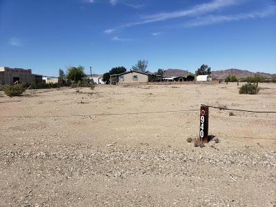 Quartzsite Residential Lots & Land For Sale: 940 W Pyramid St