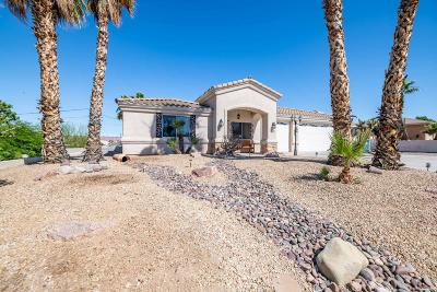 Lake Havasu City Single Family Home For Sale: 3333 Jamaica Blvd S