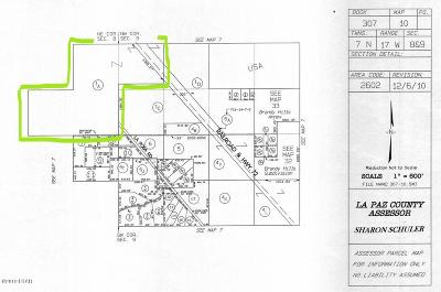 Bouse Residential Lots & Land For Sale: Xx La Posa Rd Rd