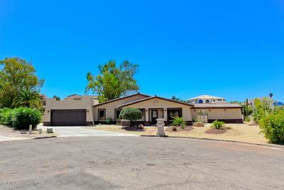 Lake Havasu City Single Family Home For Sale: 582 Hughes Ln