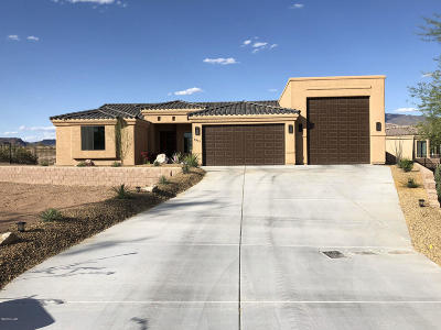 Refuge At Lake Havasu Single Family Home For Sale: 1917 E Troon Dr