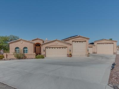 Lake Havasu City Single Family Home For Sale: 2155 Constellation Ln
