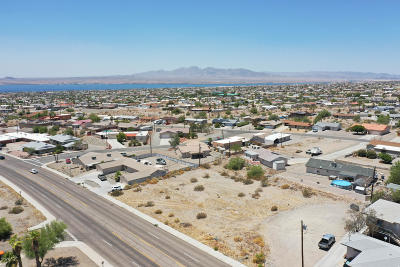 Lake Havasu City Residential Lots & Land For Sale: 2601 McCulloch Blvd N