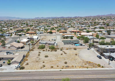 Lake Havasu City Residential Lots & Land For Sale: 2591 McCulloch Blvd N