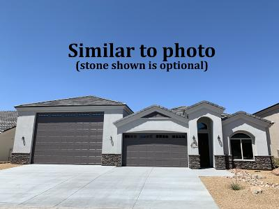 Lake Havasu City Single Family Home For Sale: 0005 North Pointe Home And Lot