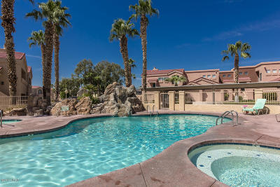 Lake Havasu City Condo/Townhouse For Sale: 1650 Smoketree Ave S #110