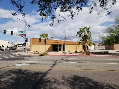 Lake Havasu City Commercial For Sale: 2001 McCulloch Blvd N