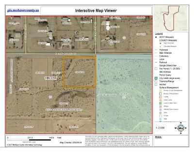 Residential Lots & Land For Sale: 1976 Camp Mohave Rd