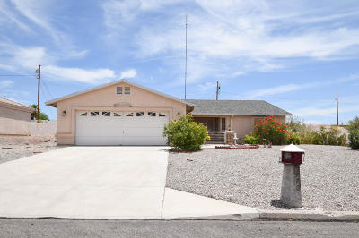 Lake Havasu City Single Family Home For Sale: 3570 Tahitian Dr