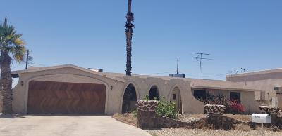 Lake Havasu City AZ Single Family Home For Sale: $319,000