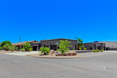 Lake Havasu City AZ Single Family Home For Sale: $750,000