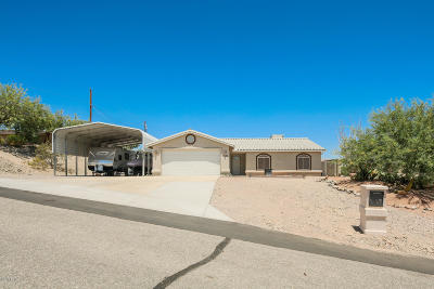 Lake Havasu City AZ Single Family Home For Sale: $309,000