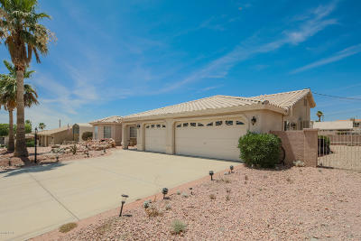 Lake Havasu City Single Family Home For Sale: 3431 Fiesta Dr