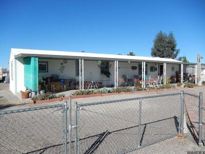 Salome Manufactured Home For Sale: 40198 Nevada Pl