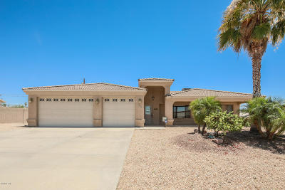 Lake Havasu City Single Family Home For Sale: 3638 Winston Dr
