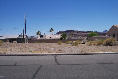 Lake Havasu City Residential Lots & Land For Sale: 3540 Tomahawk Dr