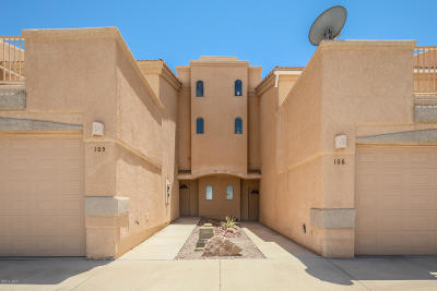 Lake Havasu City Condo/Townhouse For Sale: 3470 Kearsage Dr #A106