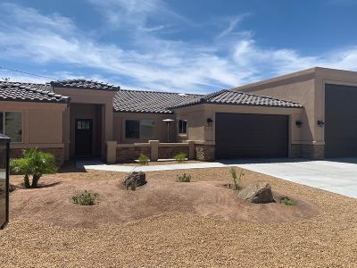 Lake Havasu City Single Family Home For Sale: 3550 El Dorado Ave N