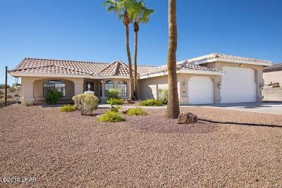 Lake Havasu City Single Family Home For Sale: 861 Cataract Dr