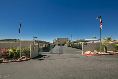 Lake Havasu City Condo/Townhouse For Sale: 94 London Bridge Rd #403